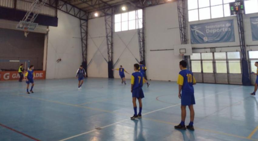 JUEGOS BONAERENSES: Lavalle conquistó el tercer lugar en la semifinal